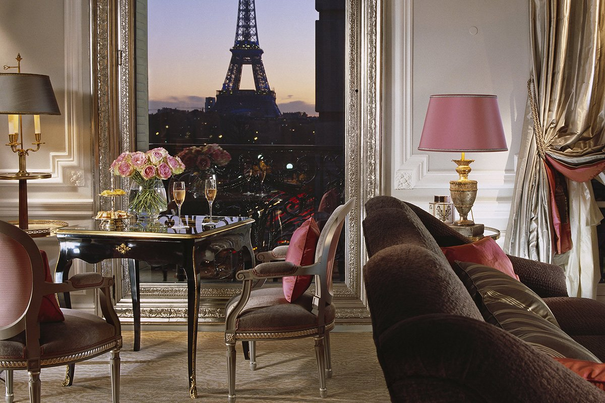Plaza Athenee Eiffel_Suite_Signature___photo_de_Laubier